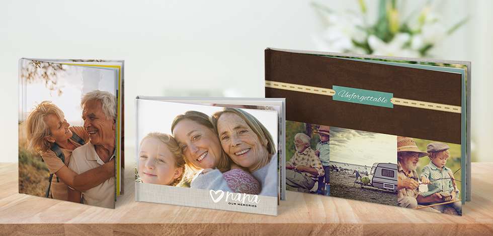 Create Sentimental Photo Books