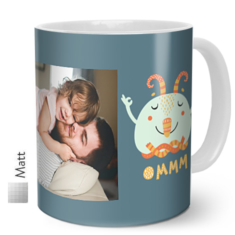 Matt Coffee Mug 11oz