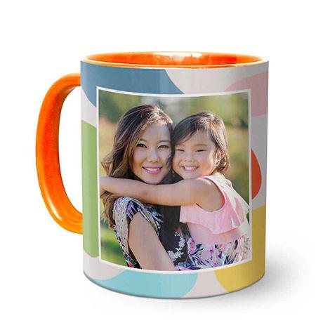 Orange Coffee Mug 11oz