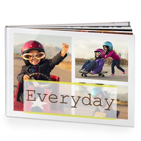 Everyday photo albums