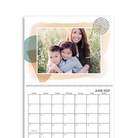 8.5 x11 Wall Calendar