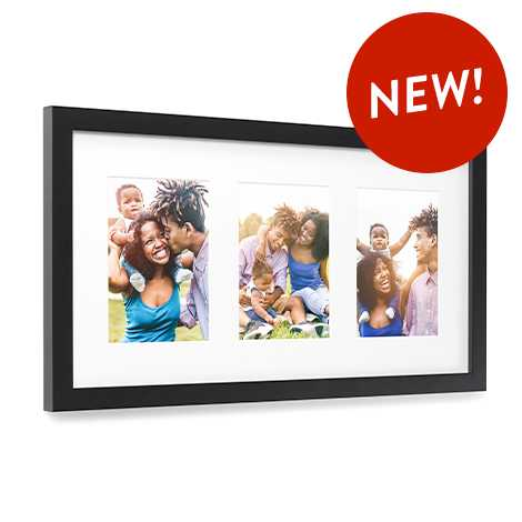 Mutliphoto Framed Matted Prints