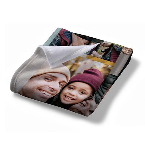 Arctic Fleece Photo Blankets