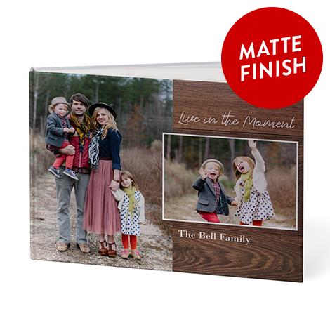 Matte Cover Books