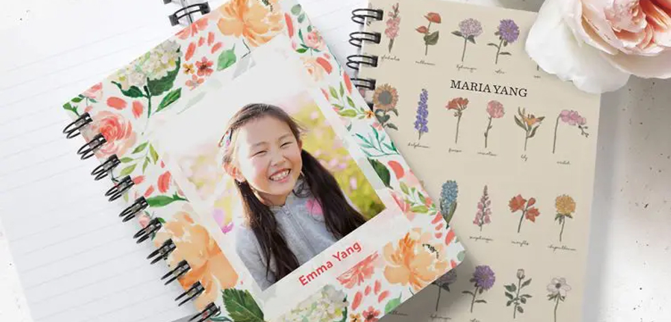 Check out fun floral designs on our favorite products!
