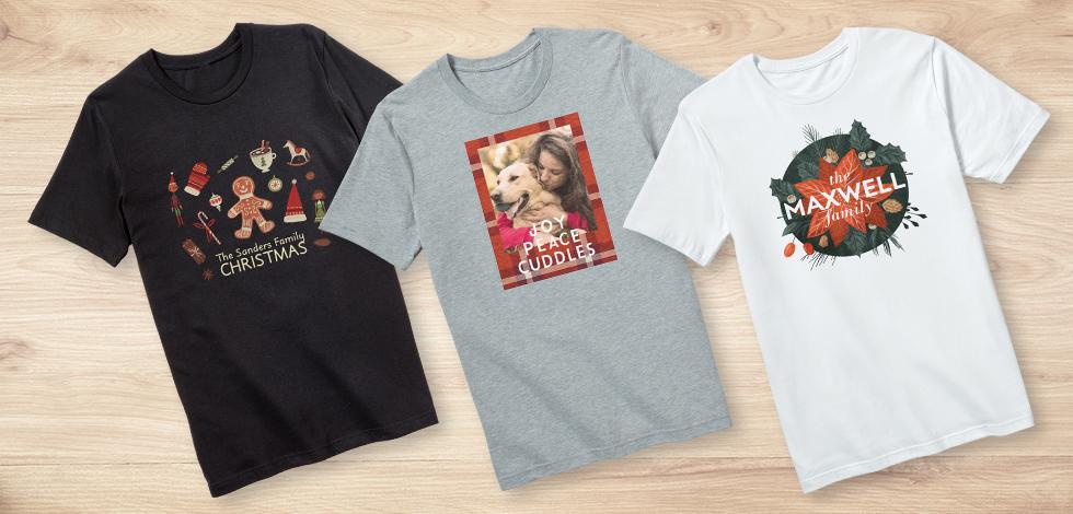 Custom + Premium Adult T-Shirts