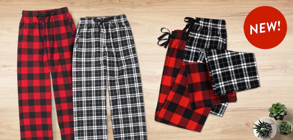 New! Pajama Pants
