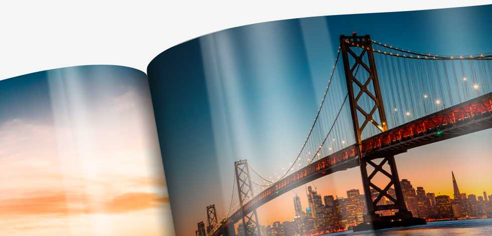 UPGRADE YOUR BOOK WITH GLOSSY PAGES