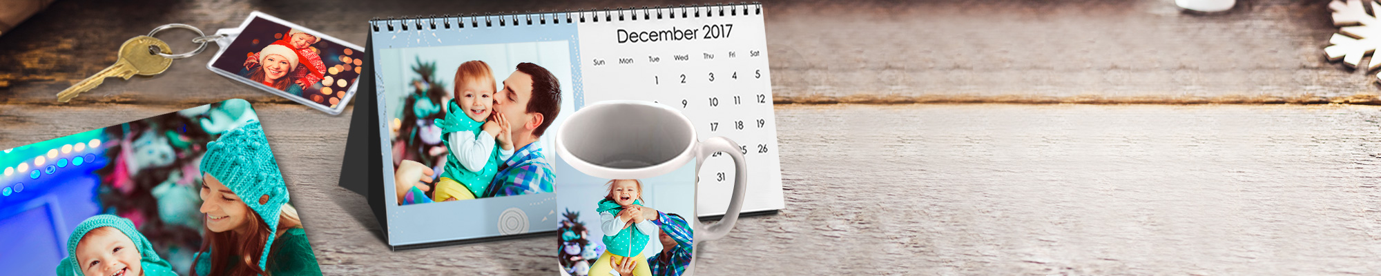 Secret Santa Photo Gift Ideas