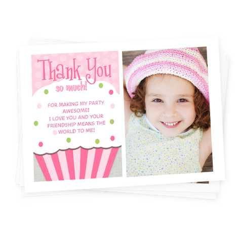 Cupcake Card Design