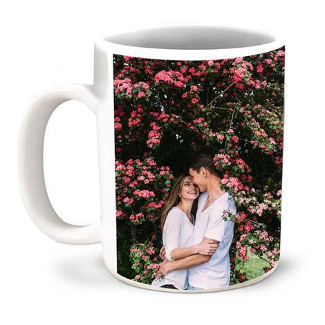 Large Coffee Photo Mug 15oz (440ml) £10.99