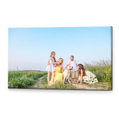 "16x12"" Slim Canvas - £23.99"