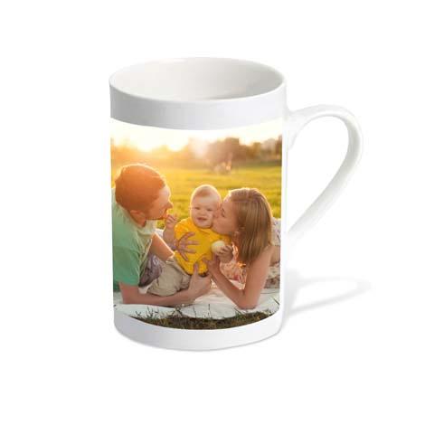 10oz Porcelain Mug - £9.99