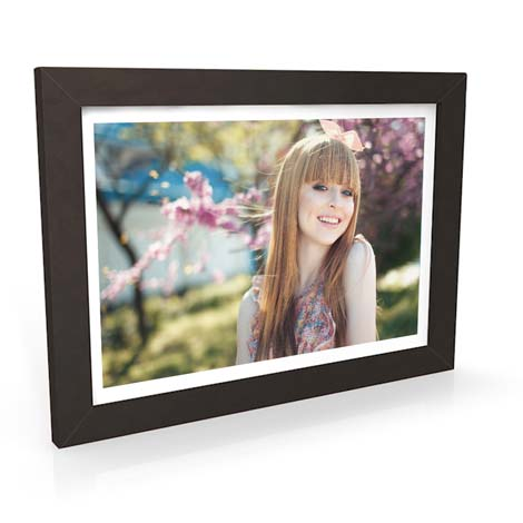 Black Premium Framed Print - £69.99