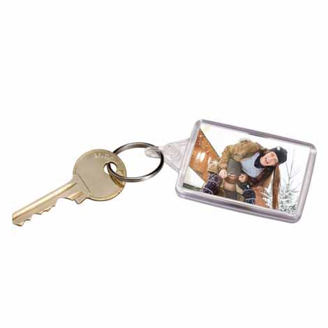 Photo Keyring - From £2.99