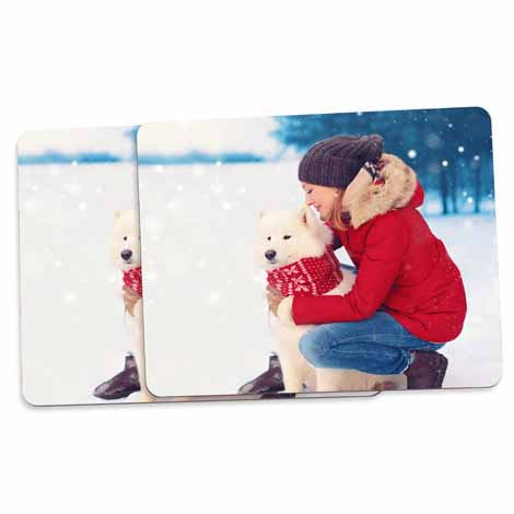 2 Photo Placemats