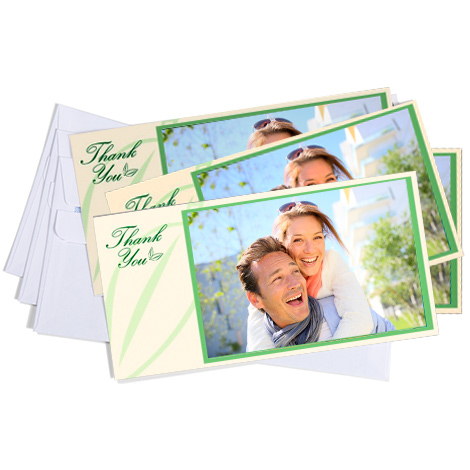Thank You Card Designs