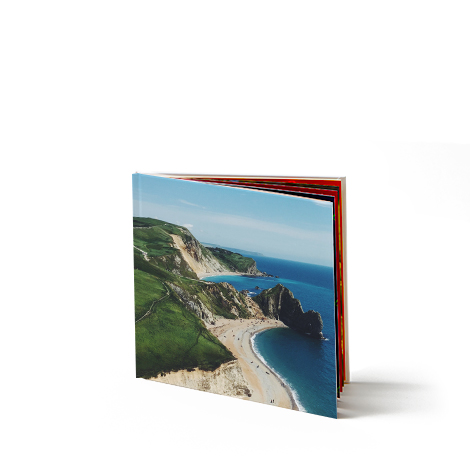 """8x8"""" Softcover Book"""