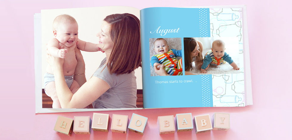New Baby Book - From £5.99