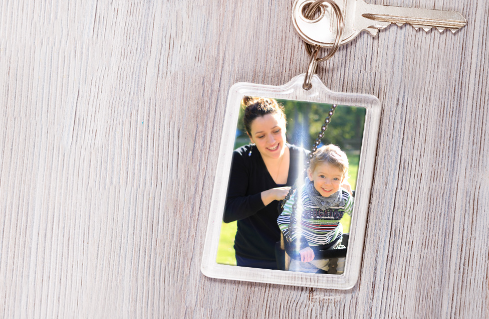 Personalised Keyrings - £2.99