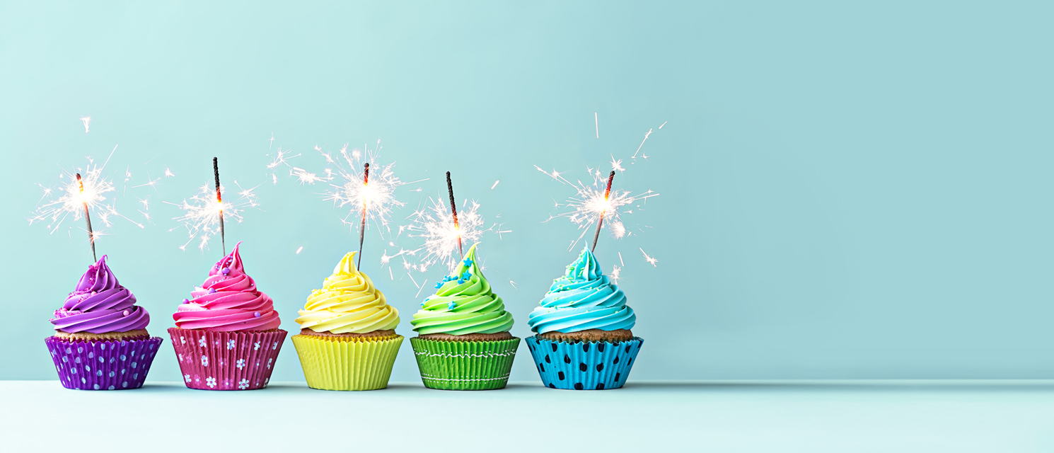 It's Our Birthday : 25% off Everything with code BIRTHDAY18