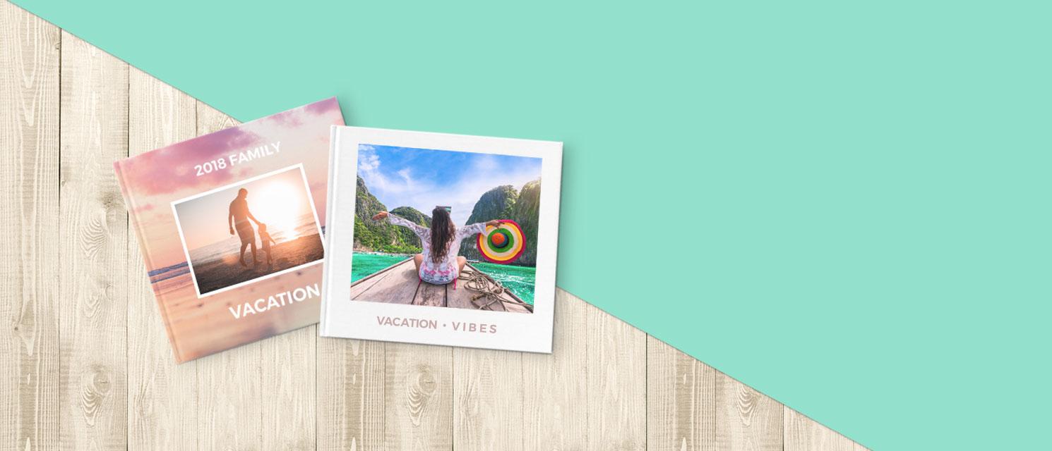 NEW Photo Books : Celebrate our new Matt Cover Photo Books with 50% off! Code 50MATT18