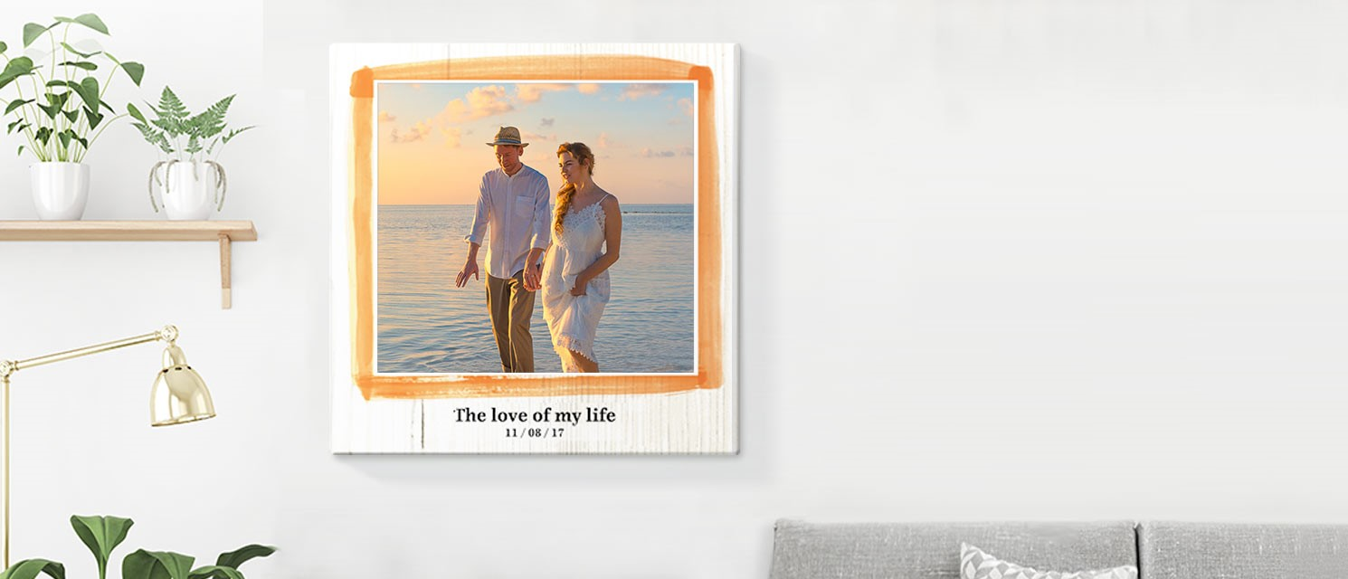 Add Some Sunshine to your Walls : Up to 50% off Canvas Prints with code: SUNNYART18