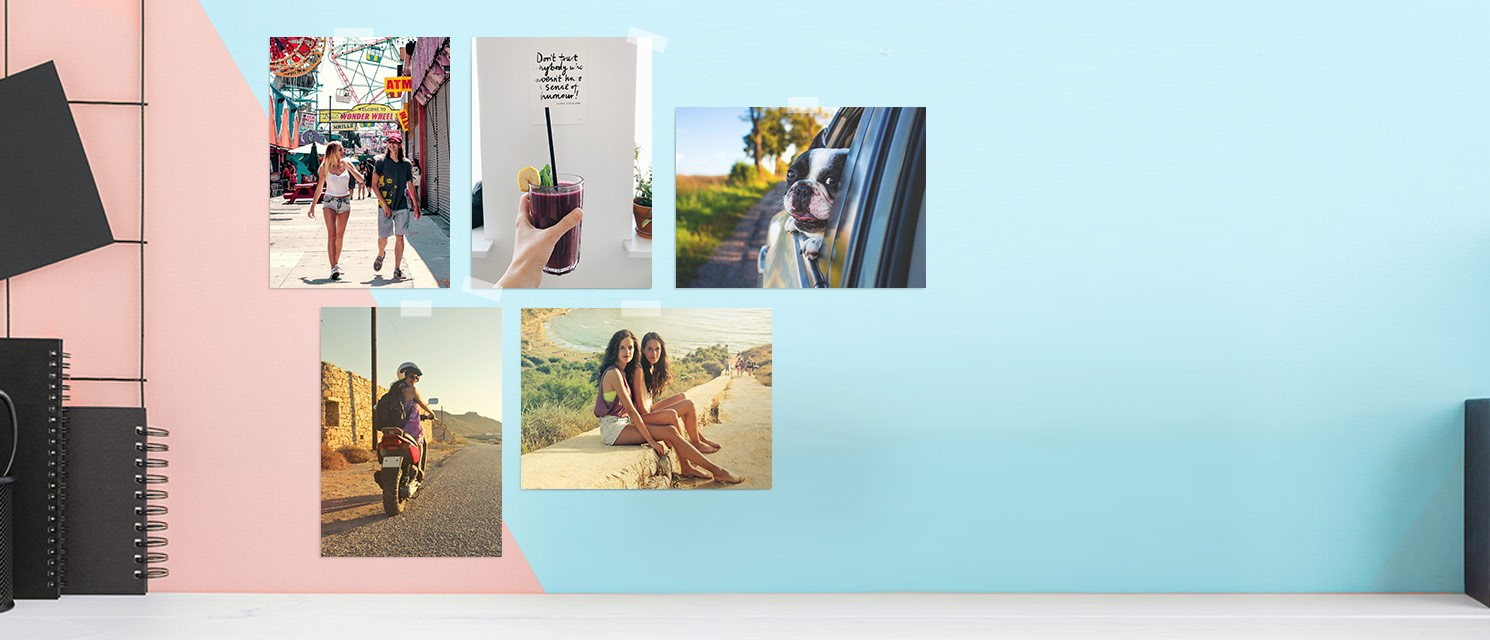 Get Snap Happy : 150 Prints for £11 with code 150BUNDLE18