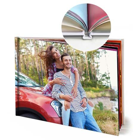 Hardcover Photobook from £24.99