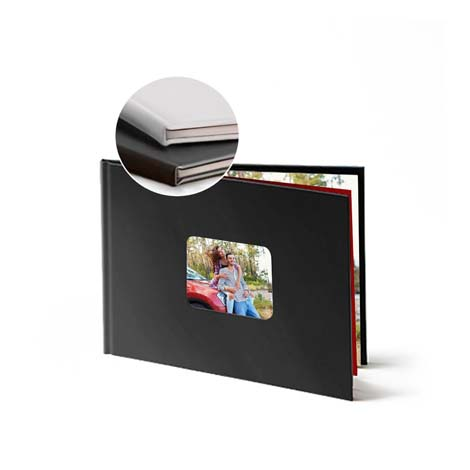 "11x8"" Leather Photobook - £29.99"