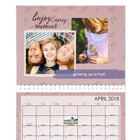 A3 Premium Wall Calendar - £18.99