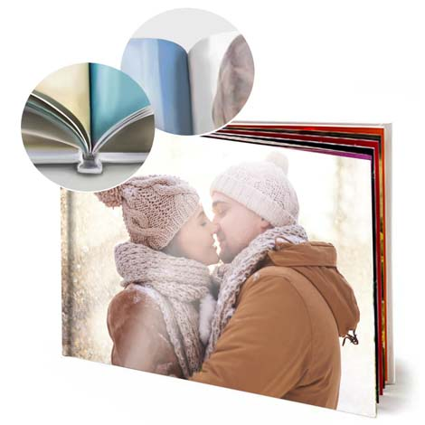 Hardcover (Glossy Pages) Photo Book - from £24.99