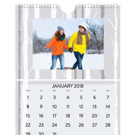 A3 Standard Calendar - £18.99