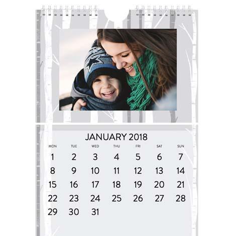 A4 Standard Photo Calendar - £14.99