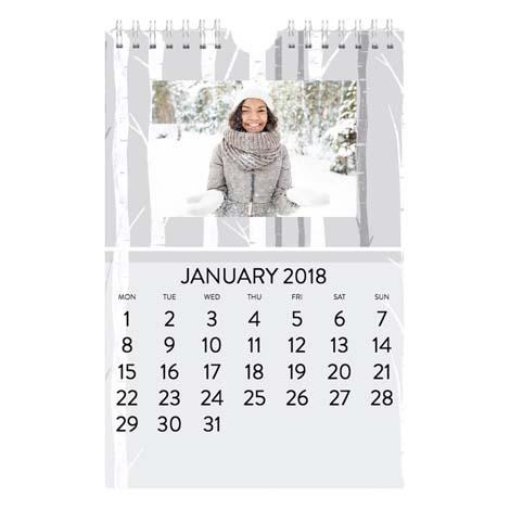 A5 Standard Photo Calendar - £12.99