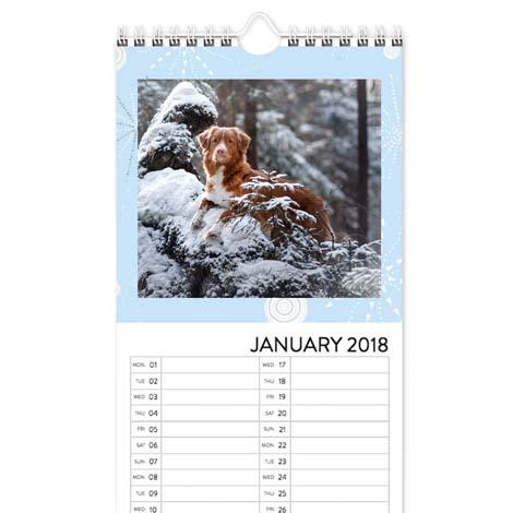 Kitchen Calendar - £11.99