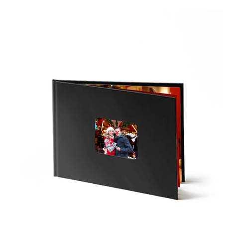 """11x8"""" Leather Photobook - £29.99"""