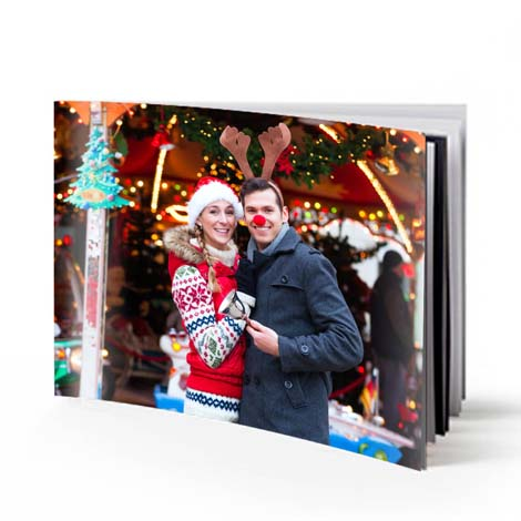 "8x6"" Softcover Photobook - £16.99"