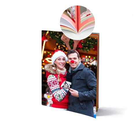 Softcover Photo Book - From £16.99