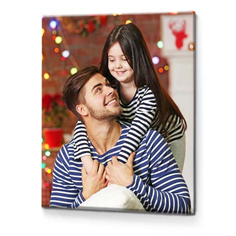 Slim Photo Canvas From £34.99