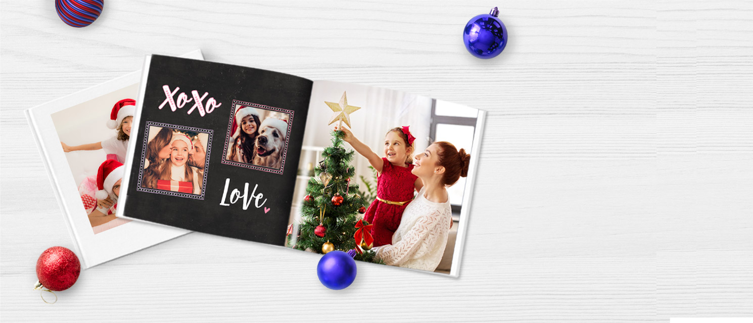 Tell Your Story! : Up to 70% off Photo Books - Code: NOVBOOK18