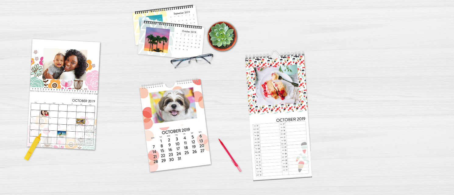 Get 2019 Ready : Up to 60% off Calendars with code PLAN2019