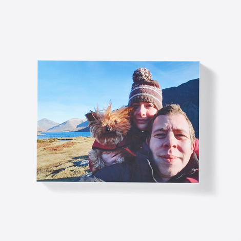 Icon Photo Canvas