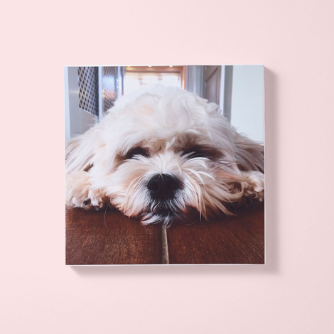 "12x12"" Slim Canvas - £19.99"