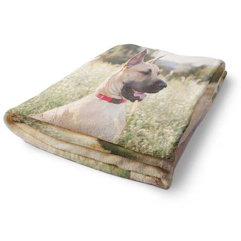 Photo Blanket - From £59.99