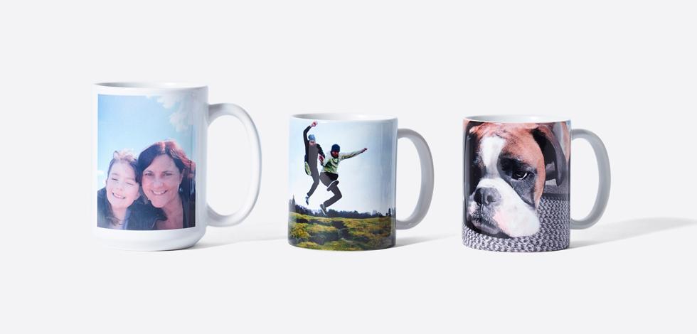 Our Mug Range